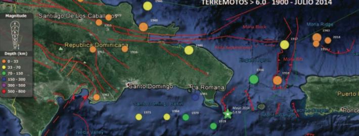 terremotos republica dominicana